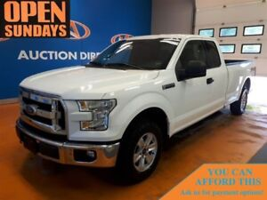2016 Ford F-150 FX4 OFF ROAD!  LONG BOX! TRAILER TOW PACK!  4X4!