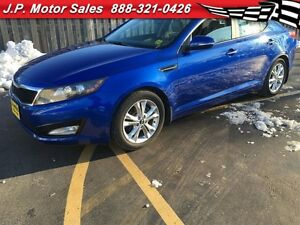 2013 Kia Optima EX, Automatic, Leather, Heated Seats, Back Up Ca