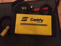 Esab 110 volt caddy inverter IHL130
