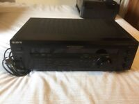 Sony STR-DE325 Amplifier Receiver w/ Dolby Pro Logic - POSTAGE AVAILABLE