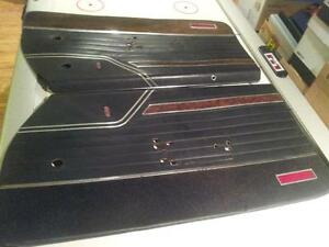 1970 Oldsmobile Cutlass S Rallye 350 W31 Door panels
