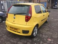 2005 fiat punto active sport 72k mls genuine body kit cd tinted windows immaculate 1.2 cheap insur