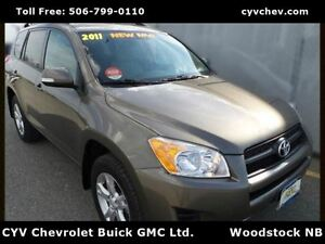 2011 Toyota RAV4 - Sunroof, 4WD, Alloy Wheels