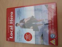 Local Hero DVD 25th anniversary edition