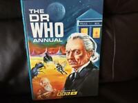 Rare Dr Who Annual