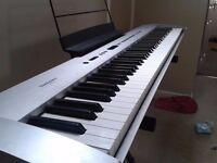 Technics SX P-50 Portable full length electric piano