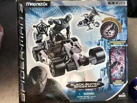 Magnetix spider man 3 edition