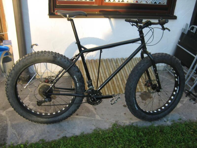 surly pugsley 20 fat bike original in bayern garmisch. Black Bedroom Furniture Sets. Home Design Ideas