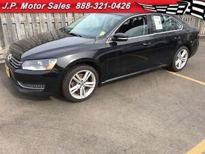 2014 Volkswagen Passat Comfortline, Automatic, Leather, Sunroof