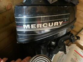 Mercury 8 HP