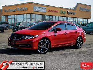 2014 Honda Civic Si~one Owner~Navigation~Sunroof~Bluetooth~