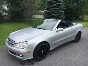 2008 Mercedes-Benz CLK-Class 350 AMG PACKAGE IMPECCABLE!!!