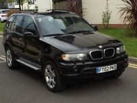 LHD 2002 BMW X5 3.0 M SPORT ***1 OWNER*** LEFT HAND DRIVE***