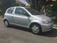 TOYOTA YARIS 1.0, GREAT CONDITION, { 1 FAMILY OWNED FROM NEW }
