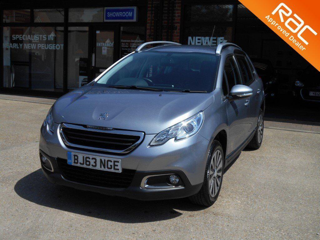 Peugeot 2008 Active 1.6 E-Hdi Auto
