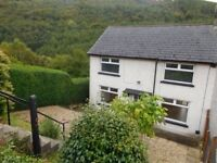 Fully modernised 3 bed semi in Abercarn with idyllic mountain views (NP11 5LA)