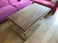 Large Coffee Table Hand Crafted In italy.