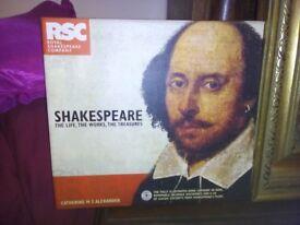 RSC Book on Shakespeare