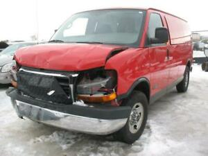 2006 GMC Savana G3500 just in for parts @ PICnSAVE Woodstock ws4535