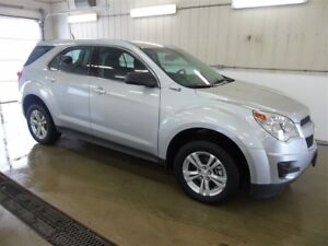 2012 Chevrolet Equinox LS FWD, MP3/CD Player