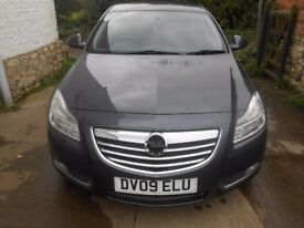 Vauxhall Insignia , 6 months mot, 3 former keepers, main dealer service history