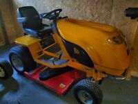 JCB D20/50H Countax ride-on lawnmower