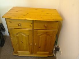 Lovely Pine Cupboard