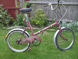 ELSWICK TOWN BIKE ONE OF MANY QUALITY BICYCLES FOR SALE