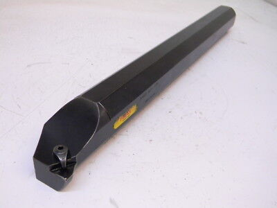 Used Sandvik 1.50 Shank R166k-d24-310 Threading Grooving Boring Bar R166