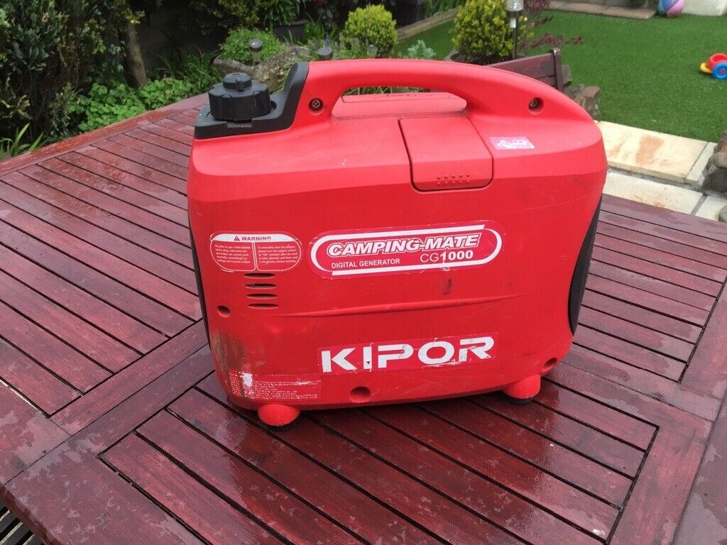 Kipor generator exellent condsion ideal for motor home or caravan starts  first time reluctant salle | in Port Talbot, Neath Port Talbot | Gumtree