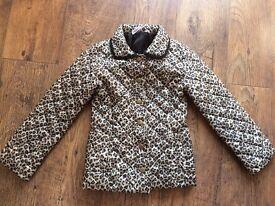 Girls coat age 7-8 years
