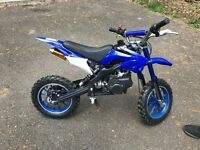 Mini moto 50cc cheap!
