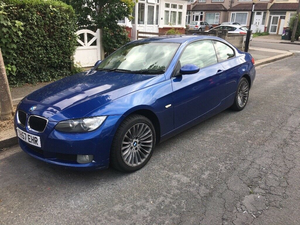 2008 bmw e92 320d se coupe automatic diesel px for a5 bmw 645ci 630 in croydon london gumtree. Black Bedroom Furniture Sets. Home Design Ideas