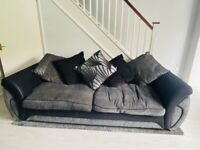 Sofa 4 seater (from DFS) BARGAIN