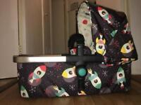 Cosatto space racer CARRY COT