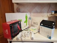 Wii fit and extras