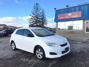 2011 Toyota Matrix - NEW WINTER TIRE PACKAGE INCLUDED