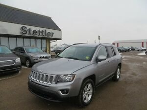 2015 Jeep Compass High Altitude EXTENDED WARRANTY! LEATHER!