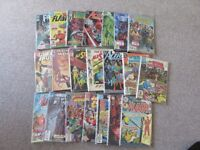 Mixed lot of 100 DC Comics in good condition