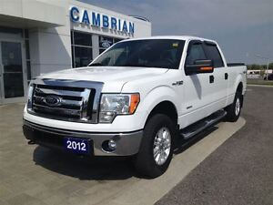 2012 Ford F-150 XLT w/ Heavy Duty Payload Package!