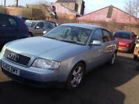 Audi A6 2.4 petrol 03 plate breaking for spares
