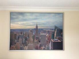 2x New York Paintings