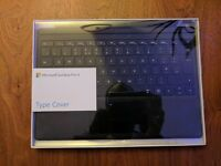 Microsoft Surface Type Cover 4 Keyboard - Black