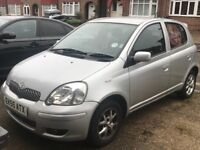 Toyota Yaris 1.3 Genuine Low Millage 1 Prev Owner