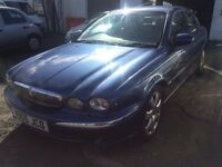 jaguar x-type se d