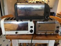 Café toasters