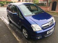 AUTOMATIC 2007 Vauxhall Meriva 1.6 Design -10 Months Mot -Serviced 1k ago* 55,000 miles £1150 Spent*