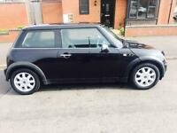 MINI ONE HATCH 1.6 petrol menual 2003 CHEAP