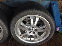 17 inch Chrome rims need gone