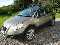 Fiat Sedici 4x4 12 Months MOT 83,000 Miles